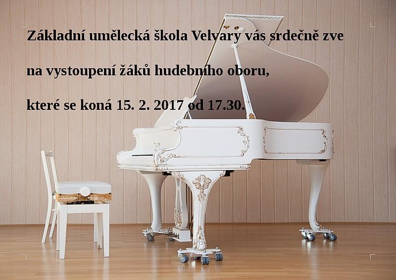 koncert 15.2.