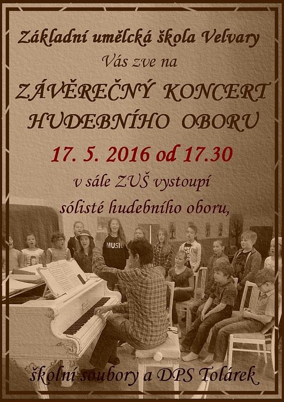 záv. koncert